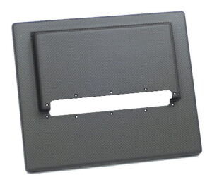 guscio carbonio monitor